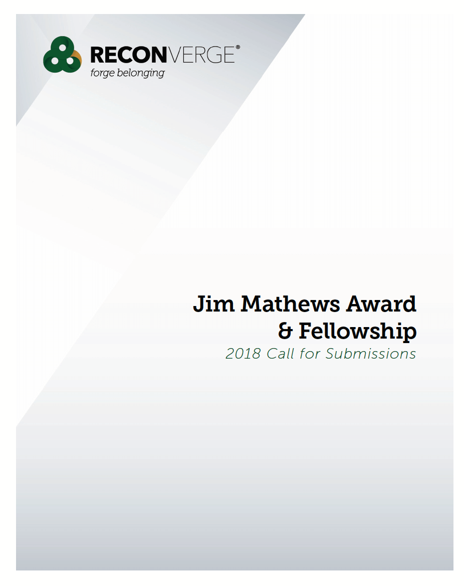 Jim Mathews Award and Fellowship